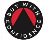 Approved by Trading Standards under the Buy With Confidence scheme